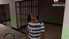 Uma prisão real para GTA San Andreas