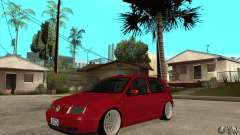 VW Golf 4 V6 Bolf para GTA San Andreas