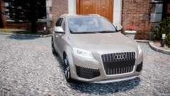 Audi Q7 V12 TDI Quattro Stock  v2.0 para GTA 4