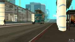 Double Decker Tram para GTA San Andreas