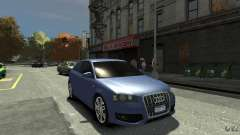 Audi S3 2006 v 1.1 tonirovanaâ