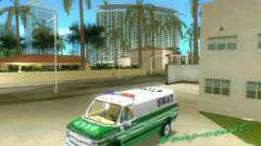 Chevrolet Van G20 para GTA Vice City