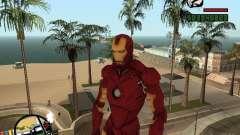 Iron man 2 para GTA San Andreas