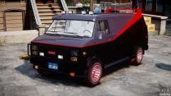GMC Van G-15 1983 The A-Team