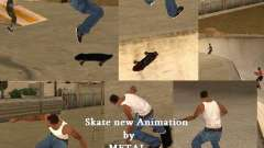 Skate para GTA SA para GTA San Andreas