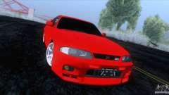 Nissan Skyline R33 para GTA San Andreas