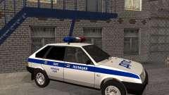 DPS VAZ 2109 para GTA San Andreas