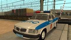 GAZ 3110 polícia