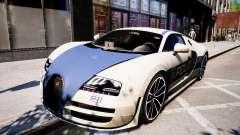 Bugatti Veryon SS COP para GTA 4