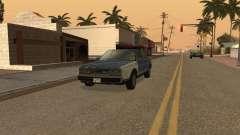 O táxi de romanos de GTA4
