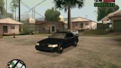 Ford Crown Victoria FBI