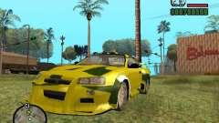 Nissan Skyline 2Fast 2Furious NEW para GTA San Andreas