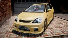 Honda Civic Type R 2005 para GTA 4