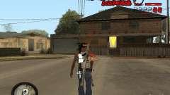 Hud by Dam1k para GTA San Andreas