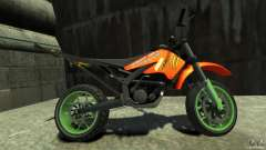 Stunt Supermotard Sanchez para GTA 4
