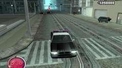 Adição para o GTA IV HUD para GTA San Andreas