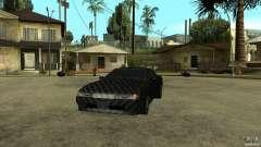 Elegy Carbon Style V 1.00 para GTA San Andreas