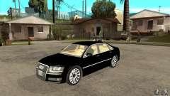 Audi A8 de transportadora 3