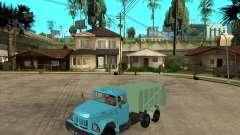 Caminhão de lixo ZIL-131