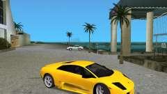 2005 Lamborghini Murcielago para GTA Vice City