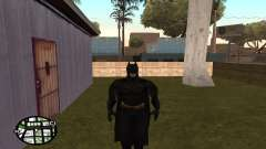 Dark Knight Skin Pack para GTA San Andreas