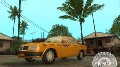 Táxi de GAZ 3110 Volga