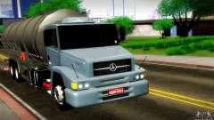 Mercedes-Benz L1620 Tanque