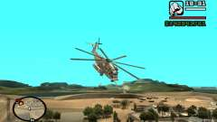 Sikorsky MH-53 com escotilha fechada