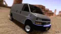 Chevrolet Savana 3500 Cargo Van