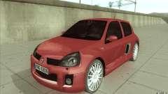 Renault Clio V6 para GTA San Andreas