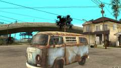 Dharma-Van (VW Typ 2 T2a) para GTA San Andreas