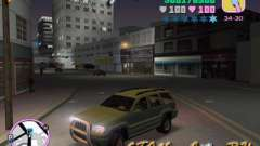 JEEP GRAND CHEROKIE para GTA Vice City