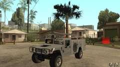 Hummer H1 Utility Truck