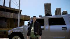 CoD Black Ops Hudson para GTA 4