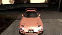 Mazda RX-7 Hellalush