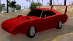 Dodge Charger Daytona 440 para GTA San Andreas
