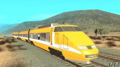 TGV SOUTH WEST para GTA San Andreas