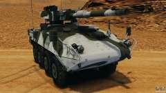Stryker M1128 Mobile Gun System v1.0 para GTA 4