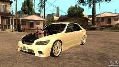 Toyota Altezza RS200 JDM Style para GTA San Andreas