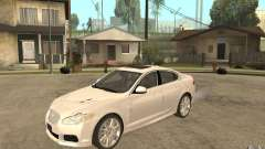 Jaguar XFR para GTA San Andreas