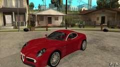 Alfa Romeo 8 c Competizione estoque