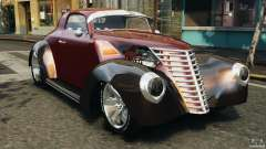 Walter Street Rod Custom Coupe