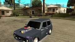 NIVA Mustang