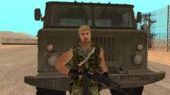 Comando russo para GTA San Andreas
