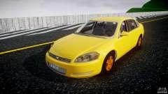 Chevrolet Impala 9C1 2012 para GTA 4