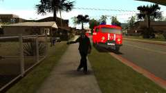 Drunk People Mod para GTA San Andreas