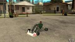 Stage 6 Kart Beta v1.0 para GTA San Andreas
