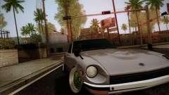 Nissan 280 Fairladyz 4.32 para GTA San Andreas