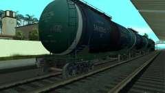 Vagão-cisterna para GTA San Andreas