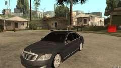 Mercedes-Benz S500 para GTA San Andreas